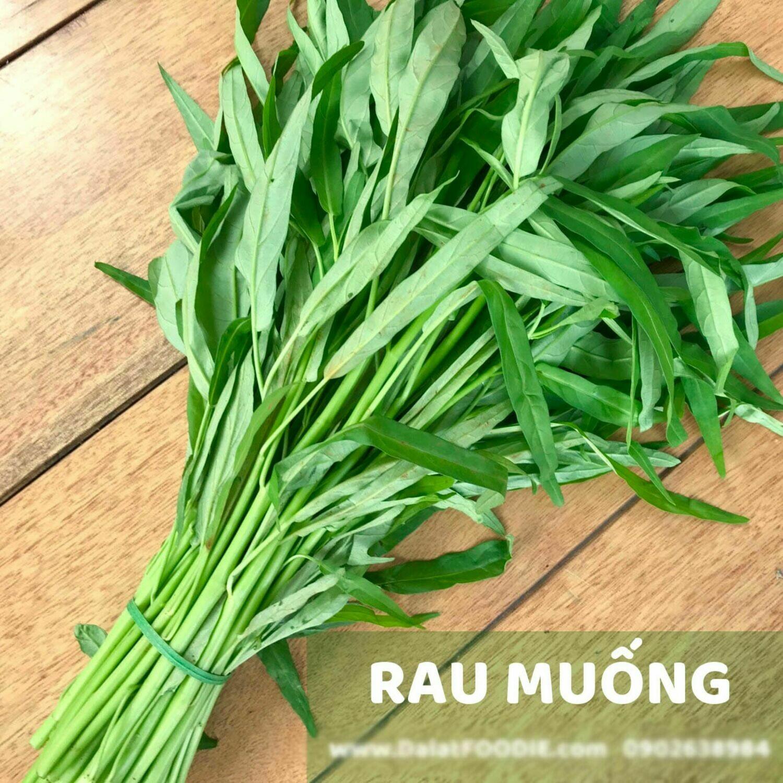 Thai Water Spinach Ching Quat Ong Choy Rau Muong