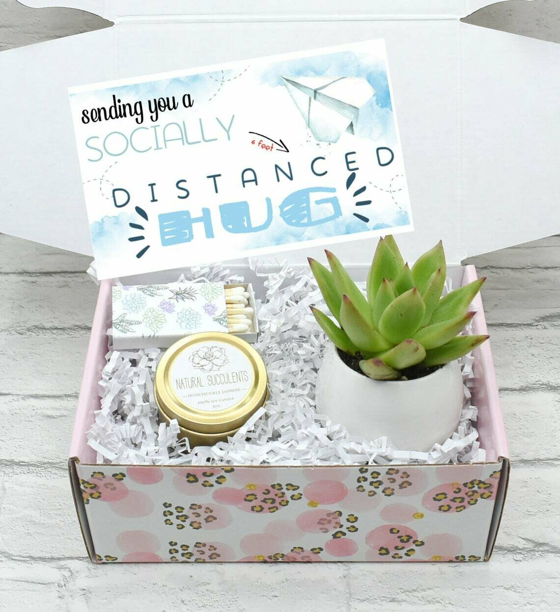 Quarantine Encouragement Gift Box - Care Package
