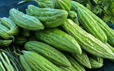 Bitter gourd seeds/Bitter melon/ Karela/ Balsam apple-pear