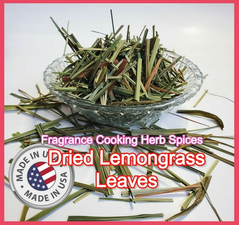 Dried Lemongrass Leaves Natrual Herbs
