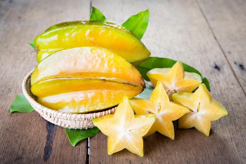 Star fruit live plant cay khe