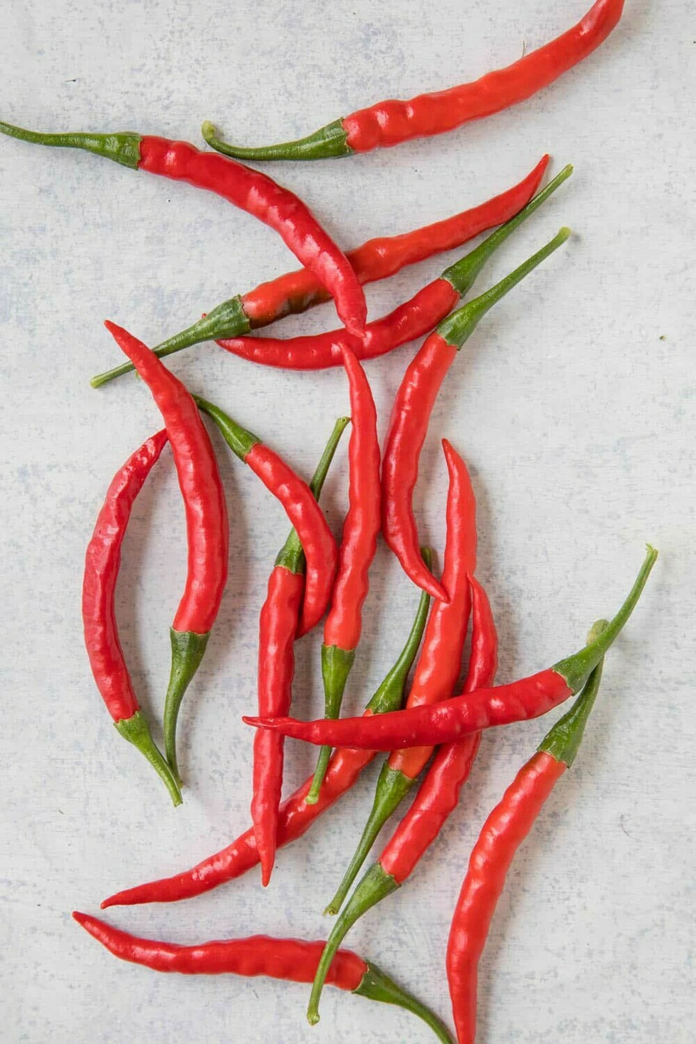 Long Red Thin Cayenne Pepper