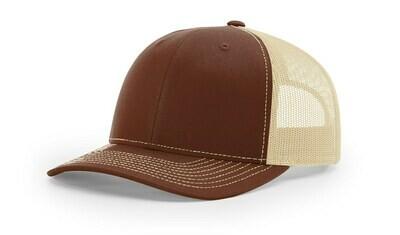 112 Split Color - Brown/Khaki