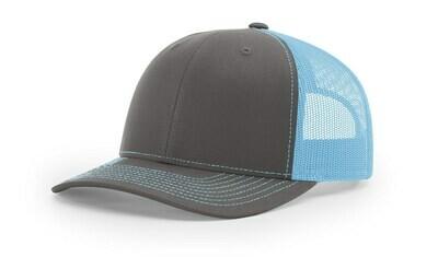 112 Split Color - Charcoal/Columbia Blue