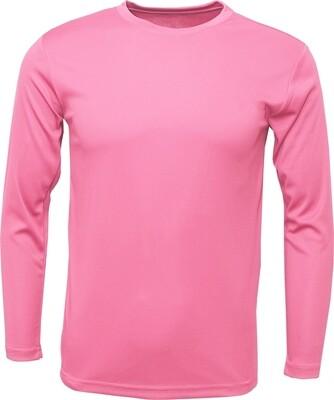 Light Pink / Front, Back & 1 Sleeve