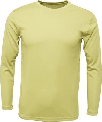 Canary / Front, Back & 1 Sleeve