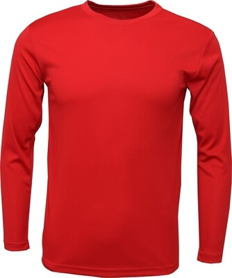 Red / Front, Back & 1 Sleeve