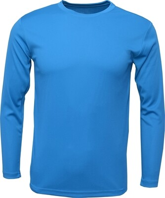 Columbia Blue / Front, Back & 1 Sleeve