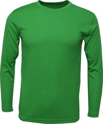 Kelly Green / Front, Back & 1 Sleeve