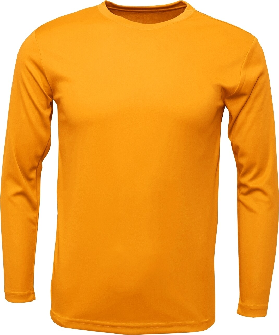 Safety Orange / Front, Back & 1 Sleeve