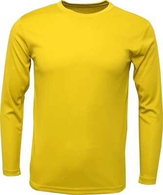 Gold / Front, Back & 1 Sleeve
