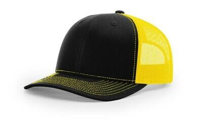 112 Split Color - Black/Yellow
