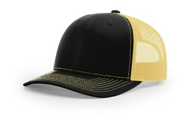 112 Split Color - Black/Vegas Gold