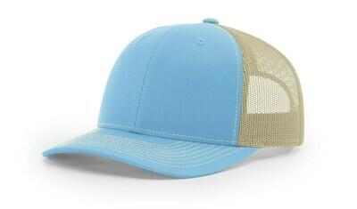 112 Split Color - Columbia Blue/Khaki