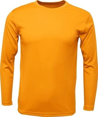 Safety Orange / Front & Back Printed