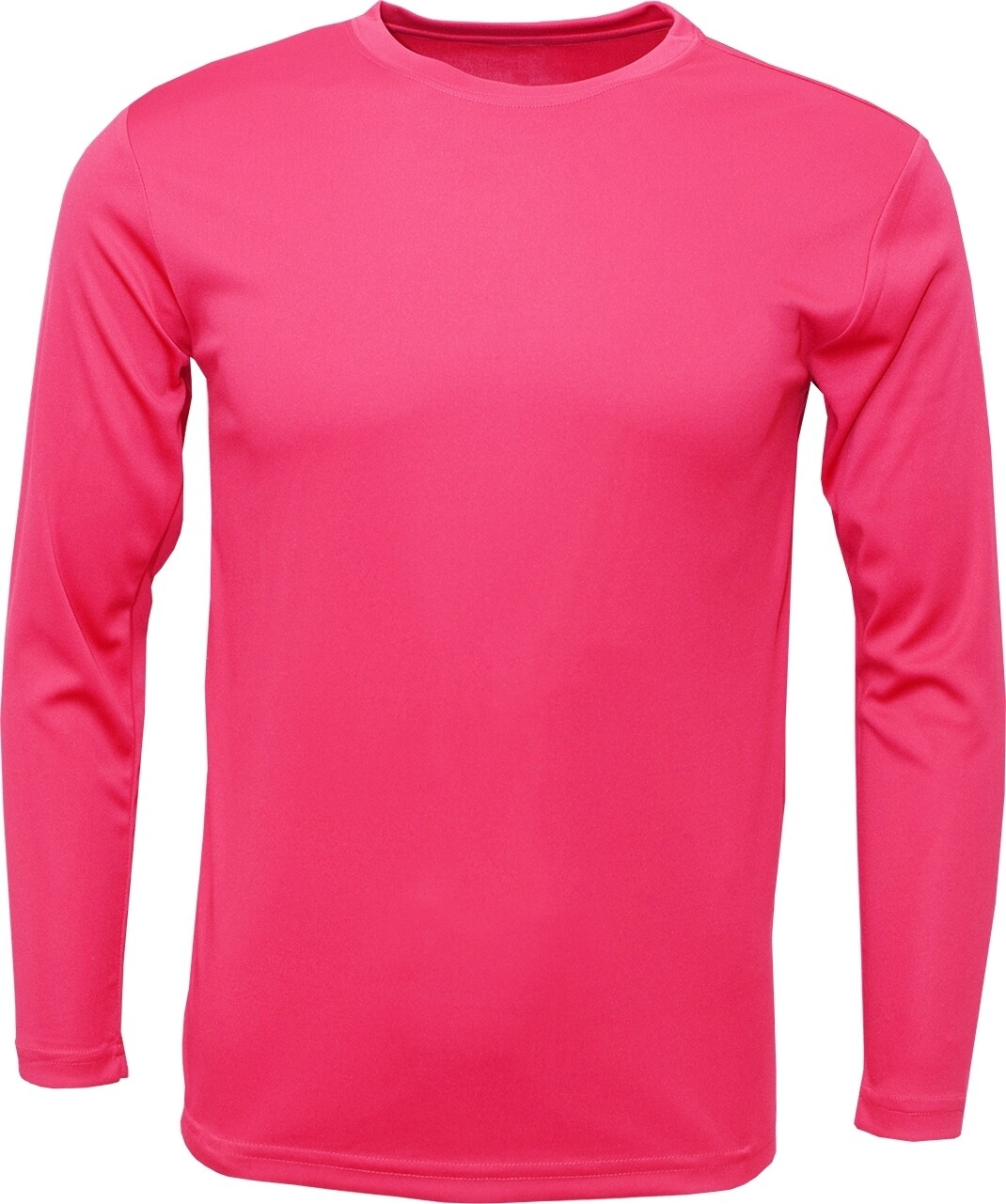 Neon Pink / Front, Back & 1 Sleeve