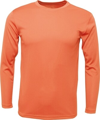 Peach / Front, Back & 1 Sleeve