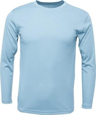 Ice Blue / Front, Back & 1 Sleeve