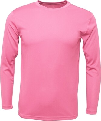 Light Pink  / Front, Back and 2 Sleeves