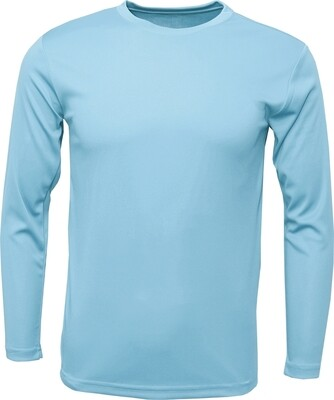 Sky Blue / Front, Back and 2 Sleeves