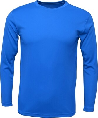 Royal Blue / Front, Back and 2 Sleeves
