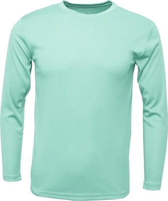 Seafoam/ Front, Back and 2 Sleeves