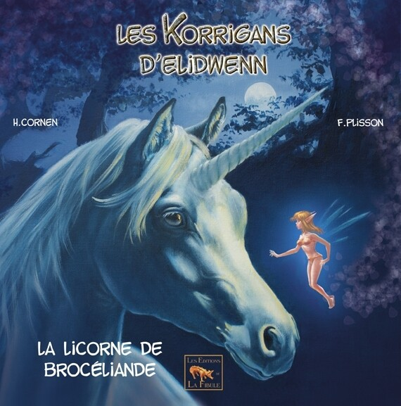 La licorne de Brocéliande