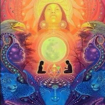 Meditazione guidata sull'origine (Universo Invisibile)