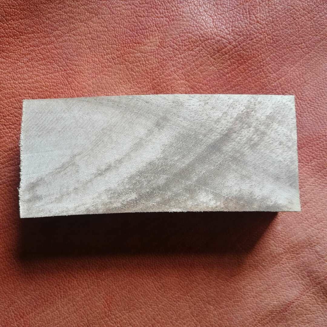 Holzkantel aus Walnuss für Messergriff