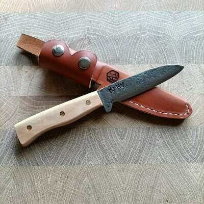 Наружный нож с лезвием от двигателя 15 см Nebelwerfers из второй мировой войны