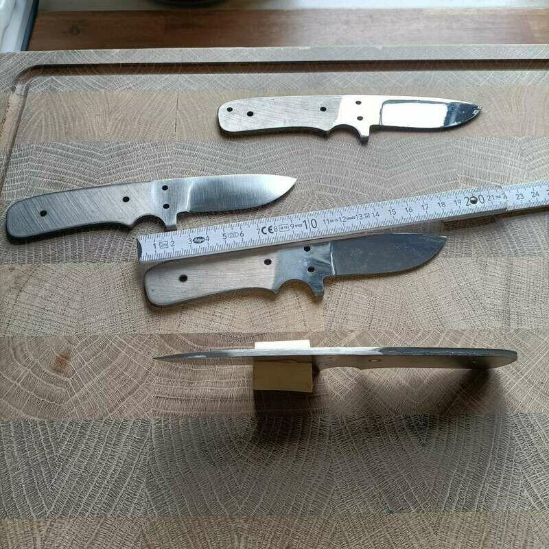 Klingenrohling für Jagd/Outdoor- Messer.