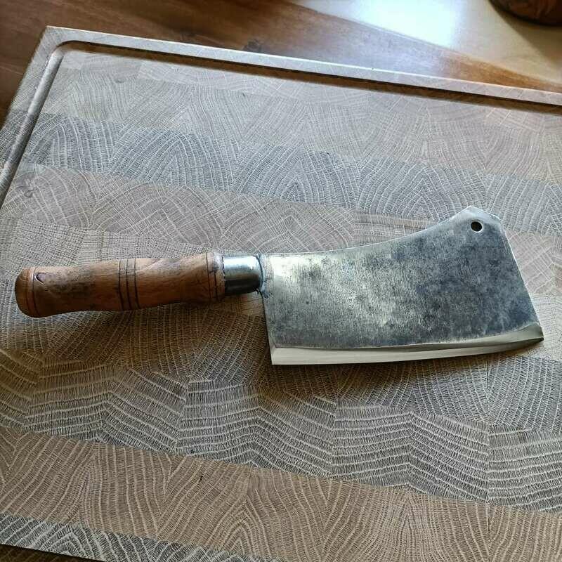 Antikes Küchenbeil für die gröberen Arbeiten. Ca. 100 Jahre alt!!