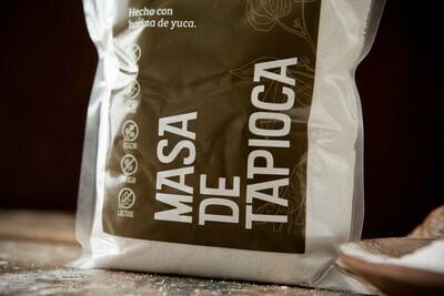 "Masa ""Goma"" de Tapioca (500 grs)"