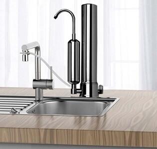UF Alkaline Water Filter Faucet