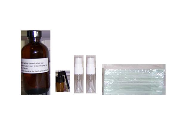 Refill Kit #6,  Just the Basics,100-125 test