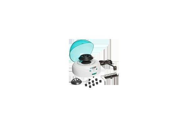 Scloogex D1008E 5,000 RPM EZee Mini-Centrifuge 6-8 hole