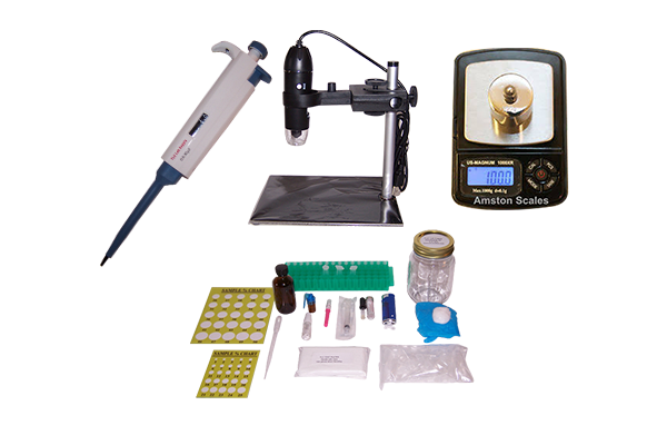 4 Product Mini Lab Package