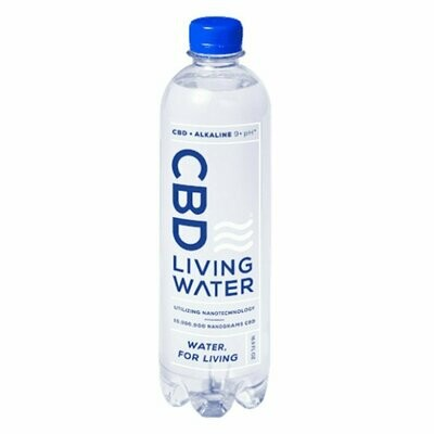 CBD Living Water 10 mg Nano - 16.9oz Bottle