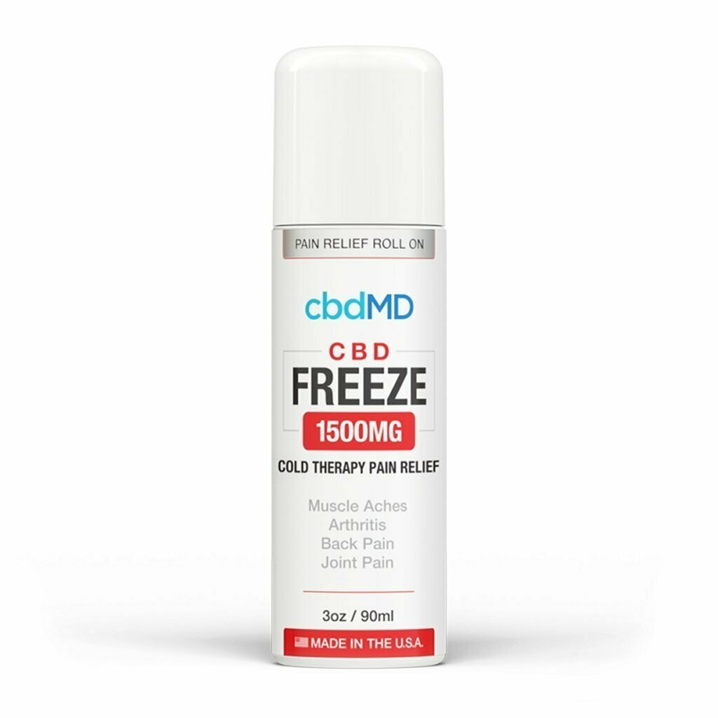CBDMD Freeze Topical 1500mg