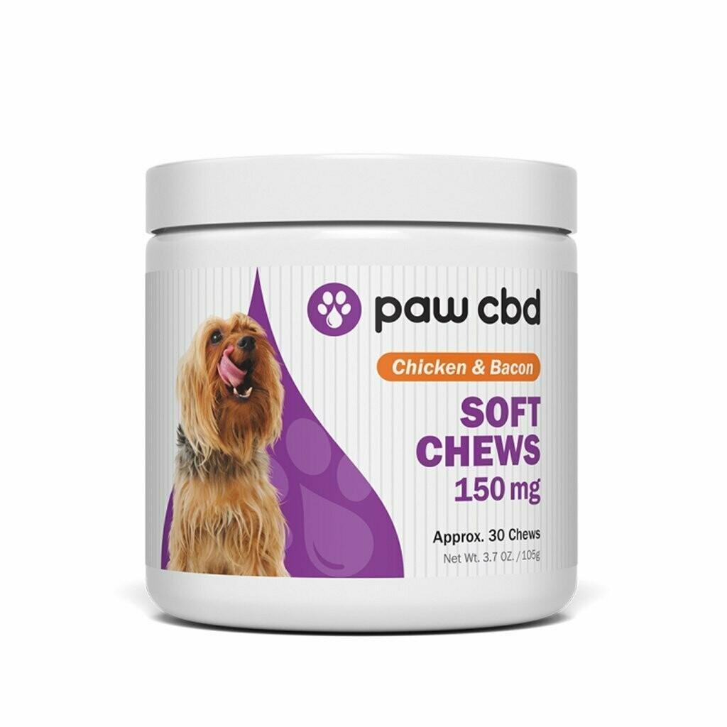 CBDMD Dog Treats 150mg