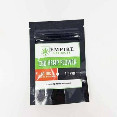 Empire Extracts CBD Flower - 1g