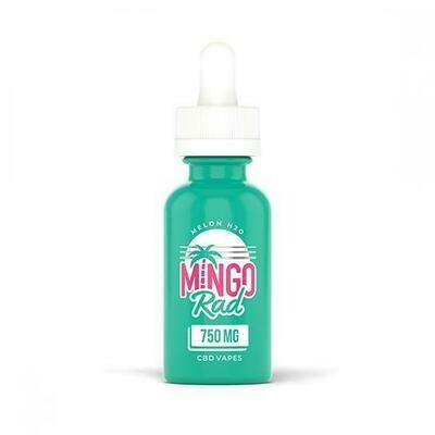 CBDMD Mingo Rad CBD Vape Juice 750mg