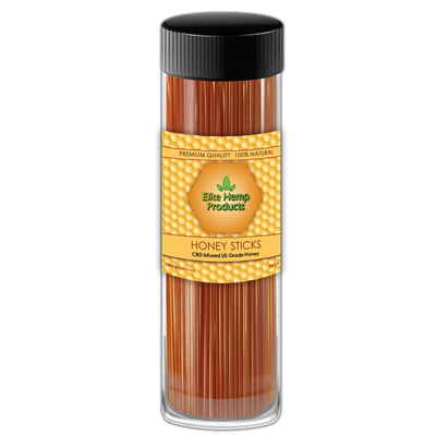Elite CBD 250mg Individual Honey Sticks