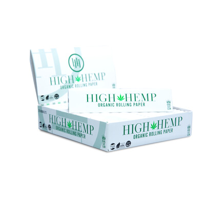 High Hemp Rolling Papers XL