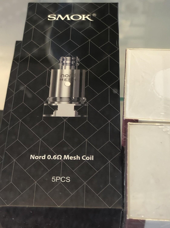 Smok 5 pack coils