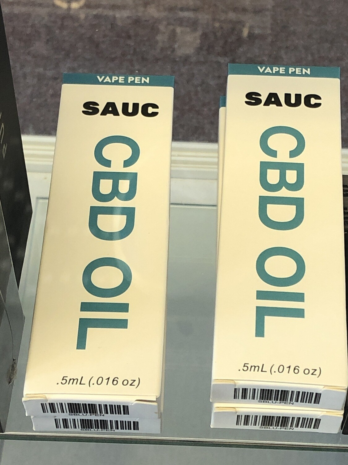 Sauc disposable Vape 150m