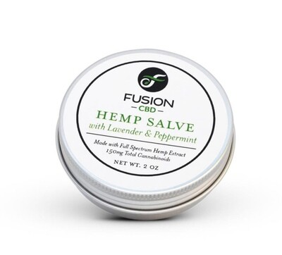 Fusion CBD 150mg Hemp Salve