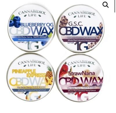Cannabadiol Life Wax 1g