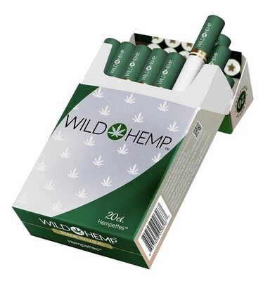 Wild Hemp Cigs 20pk 200mg