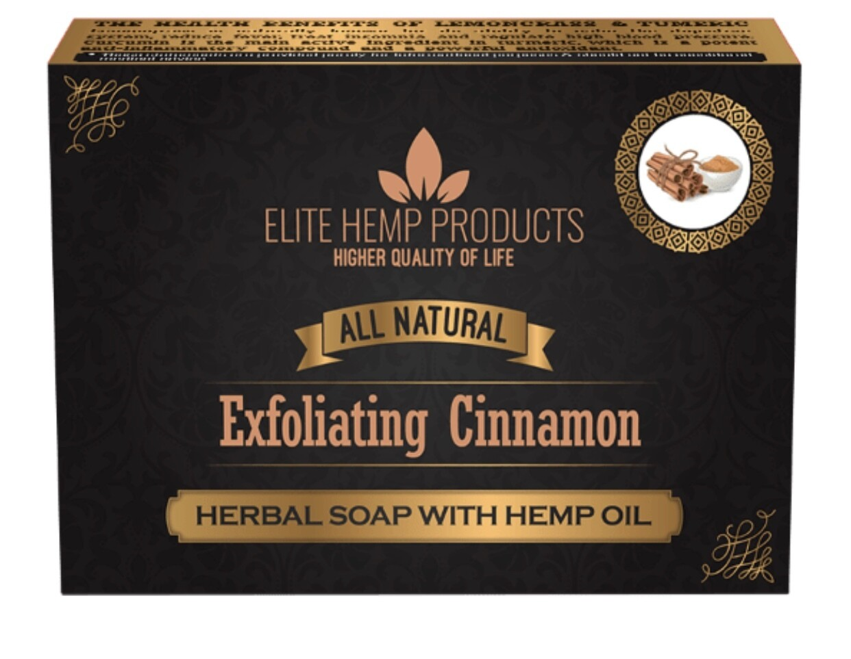 Elite Hemp Soap